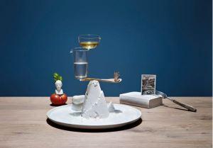 """Elena Mora & Karsten Wegener """"Una dieta equilibrada"""""""